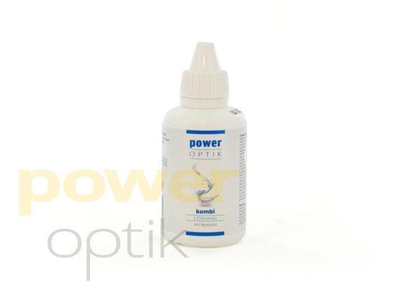 Poweroptik Kombilösung mit Hyaluron (1x 60ml)
