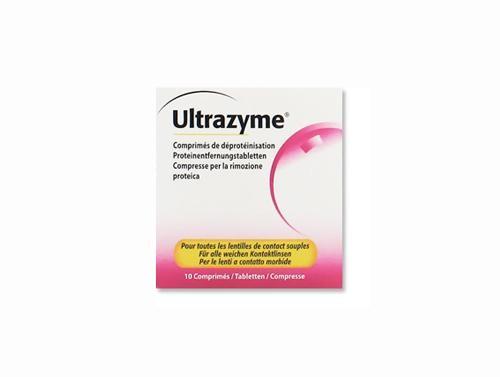 Ultrazym-Proteintabletten (1x10)