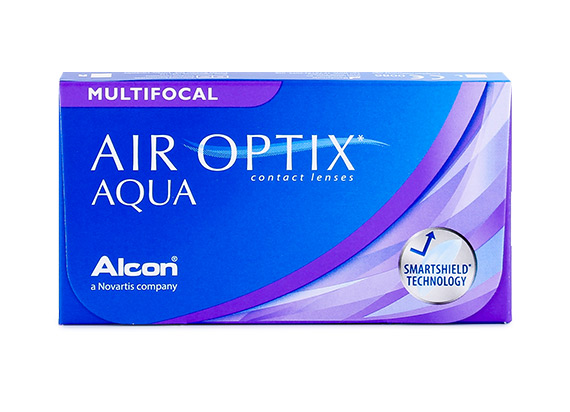 Alcon Air Optix Aqua Multifokal (6 Stk.)