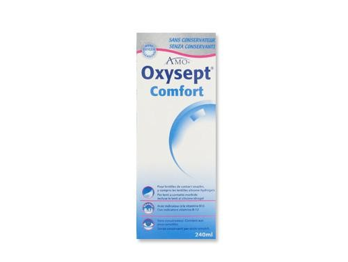 Oxysept Comfort B12 (240ml + 24 Tabletten)